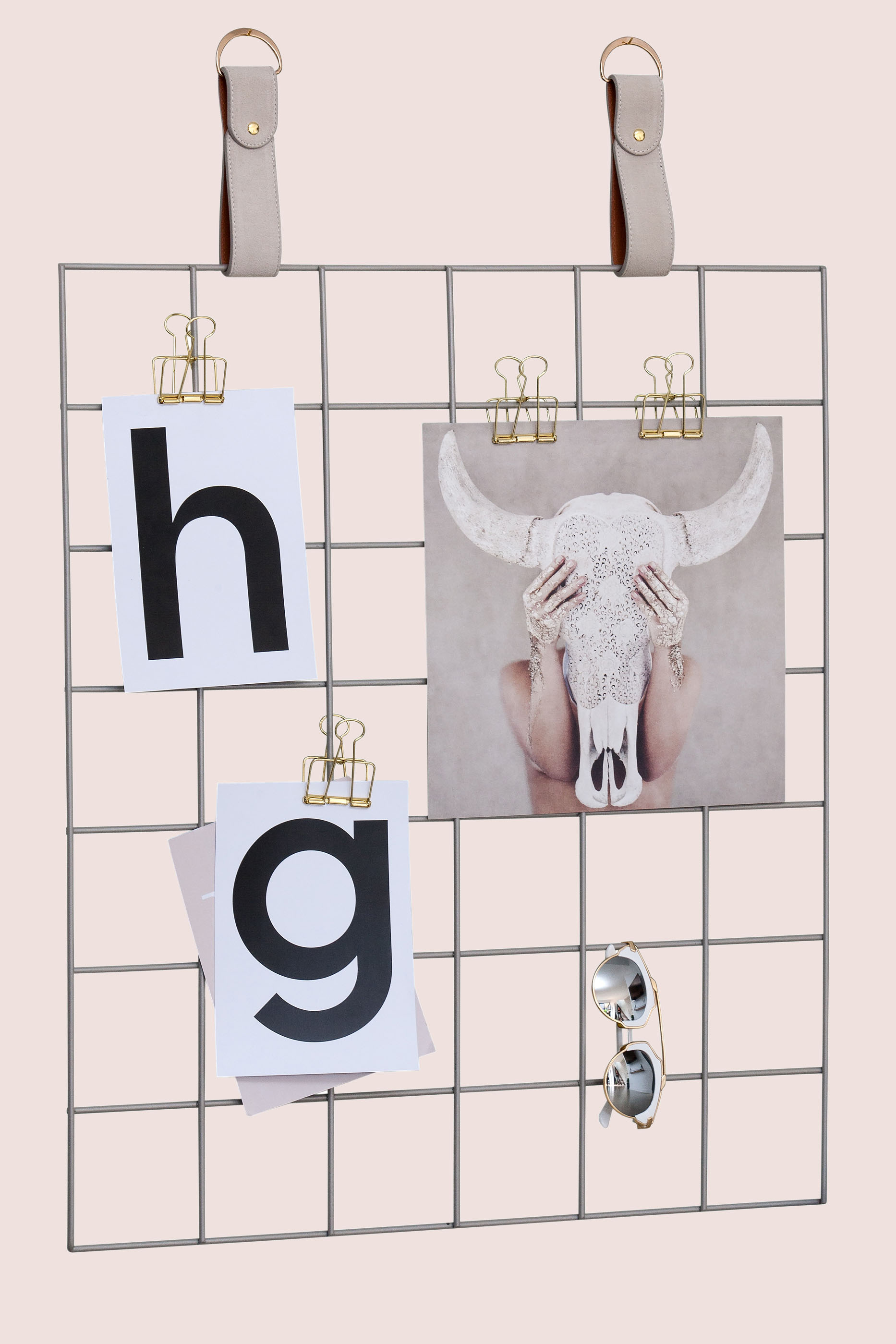 H and G Designs Grid Mood Board