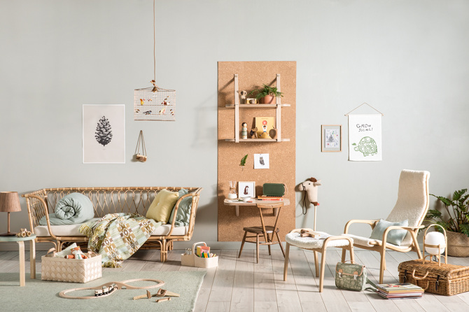 Scandi Playroom