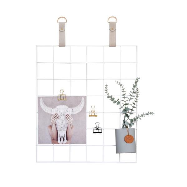 white-grid-mood-board-mushroom straps