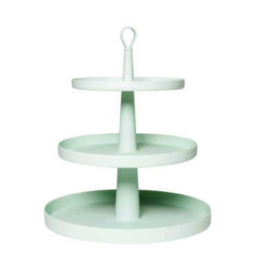 Mint Tier Cake Stand