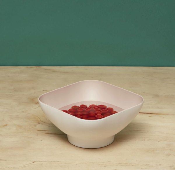 Diga Colander bowl Suede