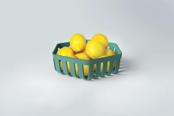 Korg Fruit Basket Dark Green