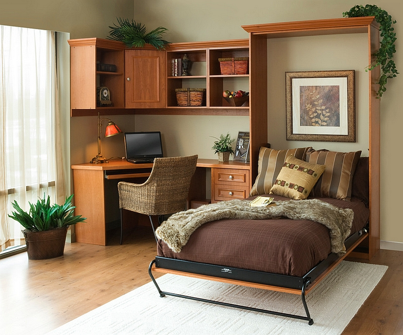 Bedroom Office Furniture Ideas from handgdesigns.com