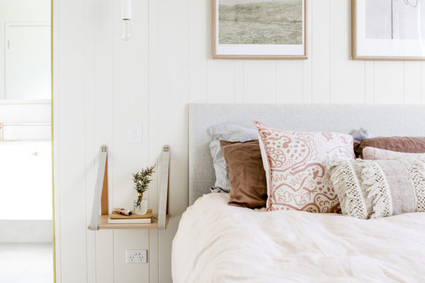 Muted Tones Bedroom