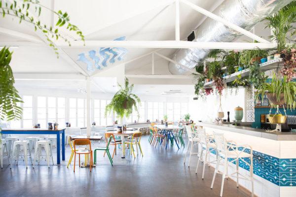 SPERO greek restaurant bar design Mooloolaba